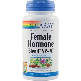 Poze Female Hormone Blend - 100 capsule vegetale