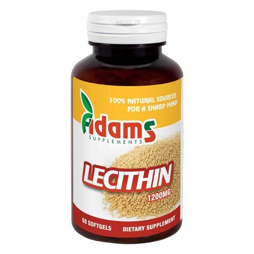 Lecitina 1200 mg - 60 cps