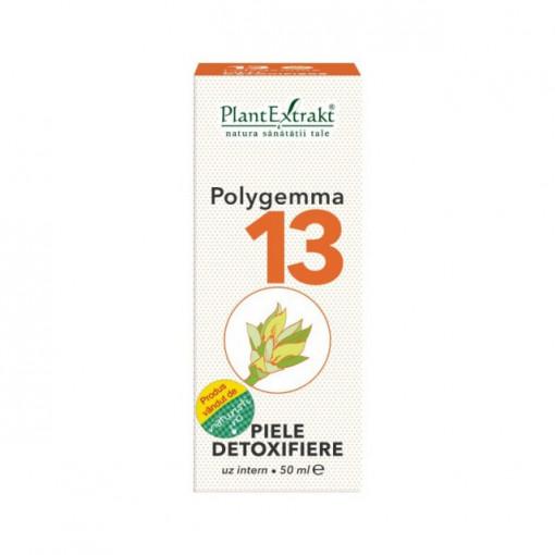 Polygemma nr. 13 - Piele detoxifiere