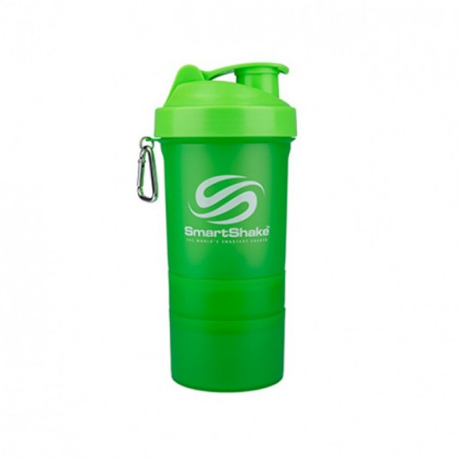 Shaker SmartShake original verde 600 ml