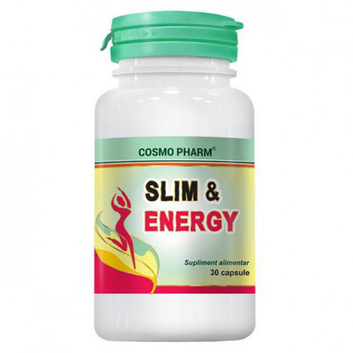 Slim & Energy - 30 cps