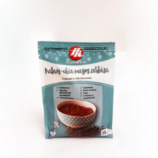 Terci din ovaz cu cacao si chia - 55 g HR