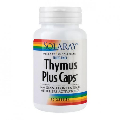 Thymus Plus Caps - 60 cps