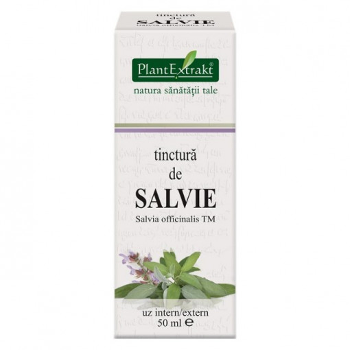 Tinctura de Salvie 50 ml (SALVIA OFF)