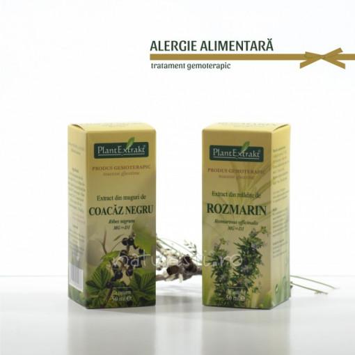 Tratament naturist - Alergie alimentara (pachet)