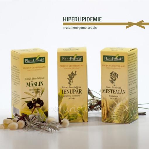 Tratament naturist - Hiperlipidemie (pachet)