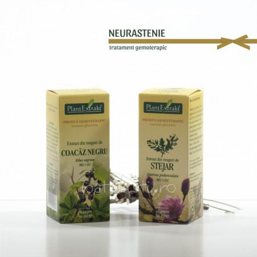 Tratament naturist - Neurastenie (pachet)