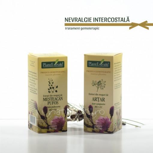 Tratament naturist - Nevralgie intercostala (pachet)