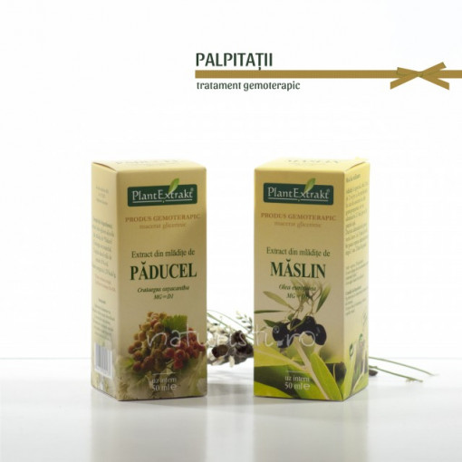 Tratament naturist - Palpitatii (pachet)