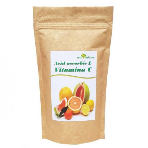 Vitamina C (Acid ascorbic L) 500g