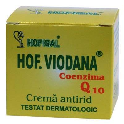 Crema antirid cu Coenzima Q10 Hof Viodana - 50 ml, Hofigal