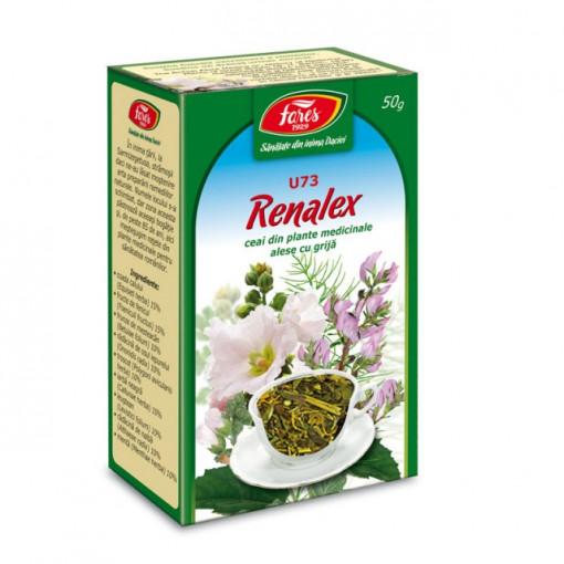 Ceai Renalex U73 - 50 gr Fares