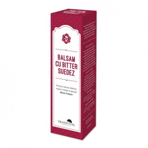 Balsam cu bitter suedez 125 ml