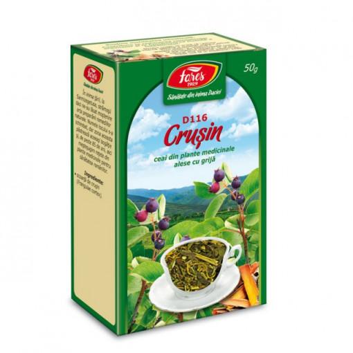 Ceai Crusin - Scoarta D116 - 50 gr Fares