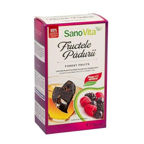 Ceai fructe padure - 75g