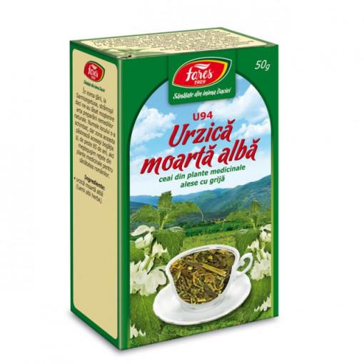 Ceai Urzica Moarta - Iarba U94 - 50 gr Fares