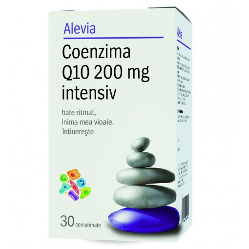 Coenzima Q10 200mg - 30 cpr