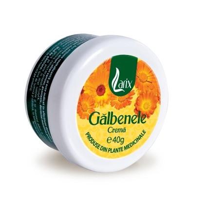 Crema Galbenele 40g –Larix