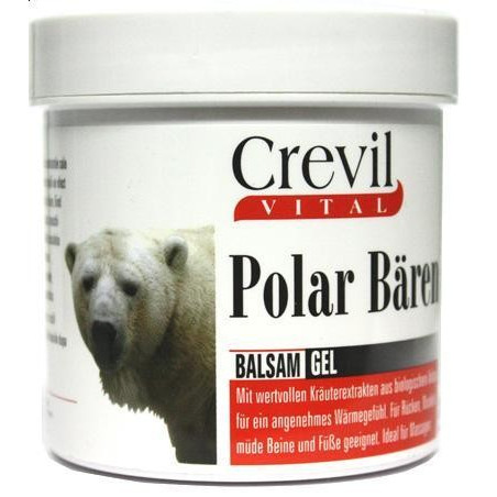 Poze Crevil forta ursului polar gel 250ml