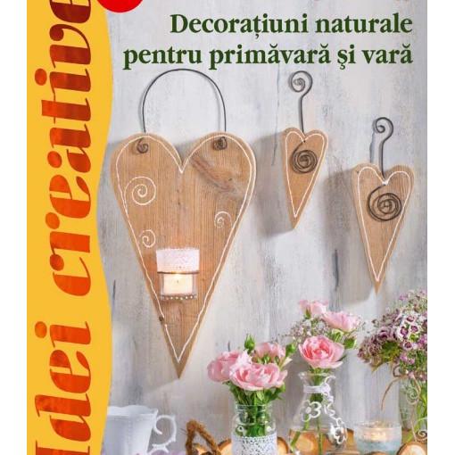 Decoratiuni naturale pentru primavara si vara
