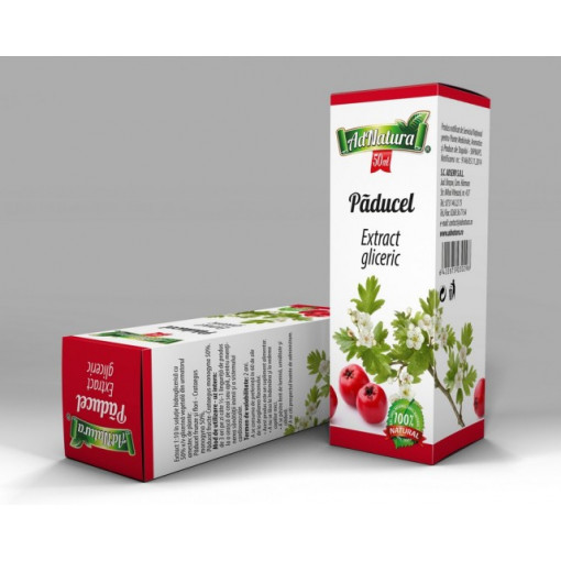 Extract Gliceric Paducel - 50 ml