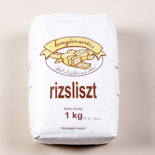 Faina de orez - 1 kg - Kenyervarazs