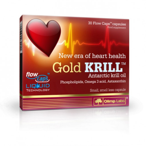 Poze Gold Krill - 30 cps