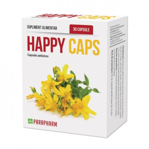 Happy Caps - 30 cps
