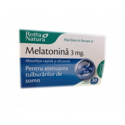 Melatonina 3 mg - 30 cps