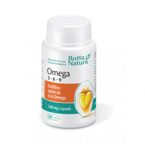 Omega 3-6-9 - 30 cps