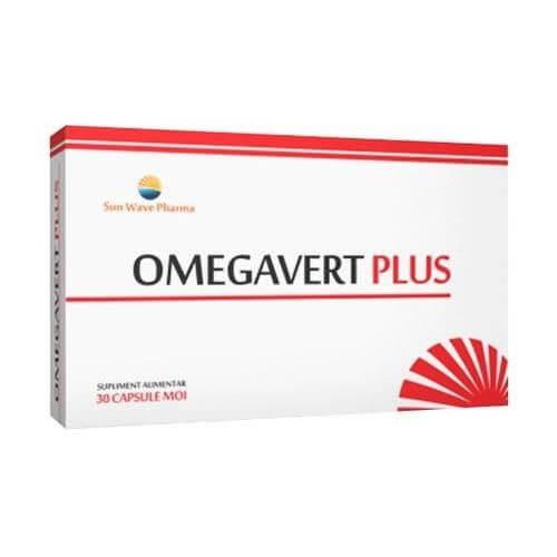 Omegavert Plus - 30 cps
