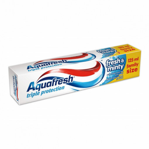 Pasta de dinti Fresh 'n' Minty - 125 ml Aquafresh