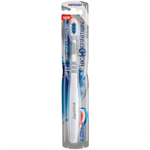 Periuta de dinti HD White Medium - Aquafresh
