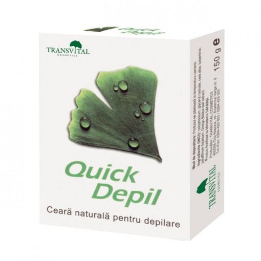 Quick depil - Ceara depilatoare - 150 g