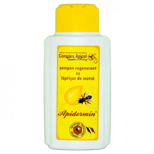 Sampon regenerant Apidermin - 250 ml