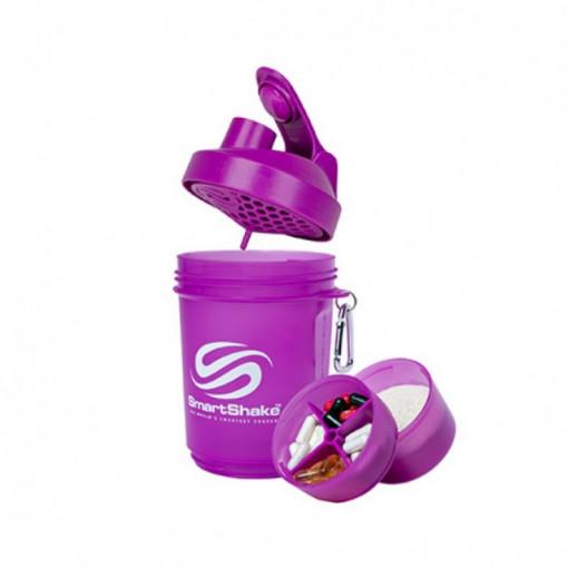 Shaker SmartShake original mov 600 ml