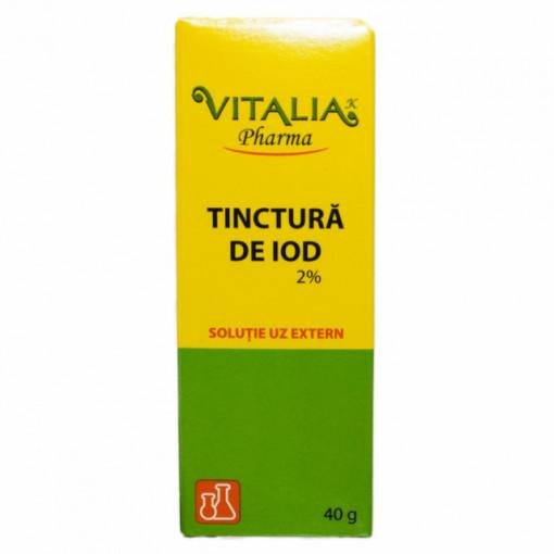 Tinctura de iod 2% - 40 g