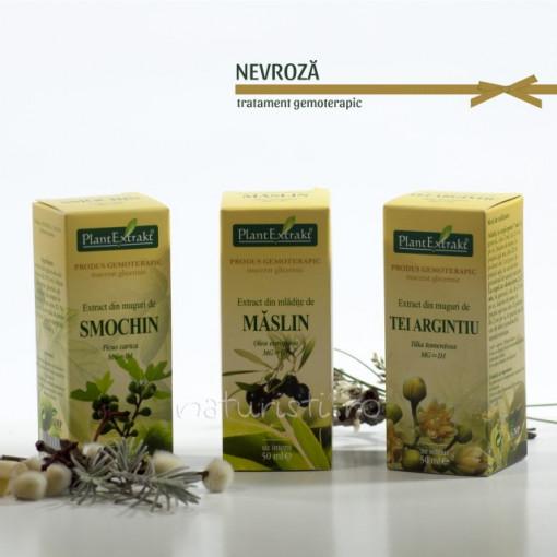 Tratament naturist - Nevroza (pachet)