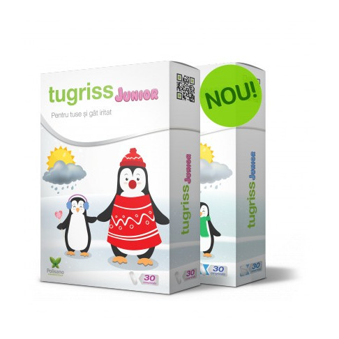 Poze Tugriss® Junior - 20 cps