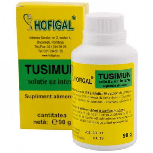 Poze Tusimun - 90 ml Hofigal