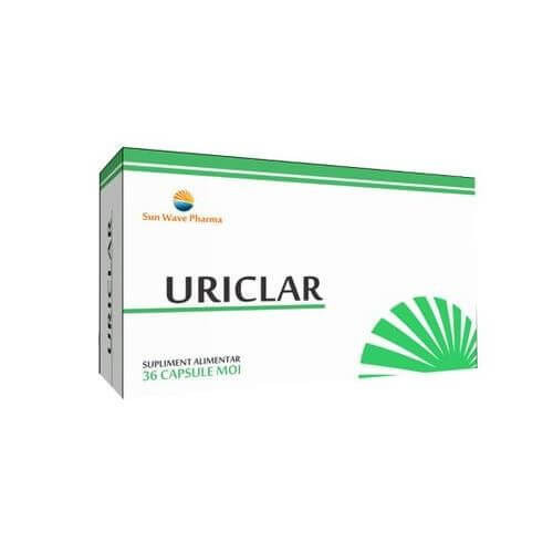 Uriclar - 36 cps