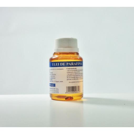 Ulei de parafina - 50ml - Tis Farmaceutic
