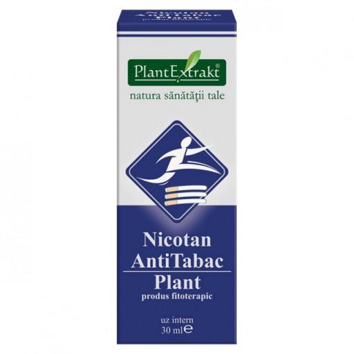 Antitabac-Nicotan solutie 30ml