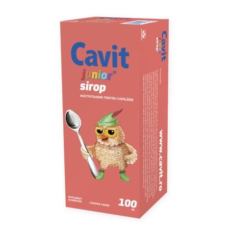 Cavit Junior Sirop - 100 ml
