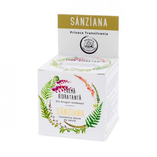 "Crema de fata hidratanta - ""Sanziana"" - 30 ml"