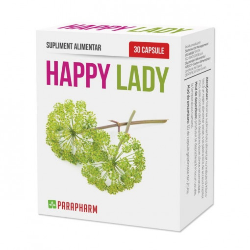 Happy Lady - 30 cps