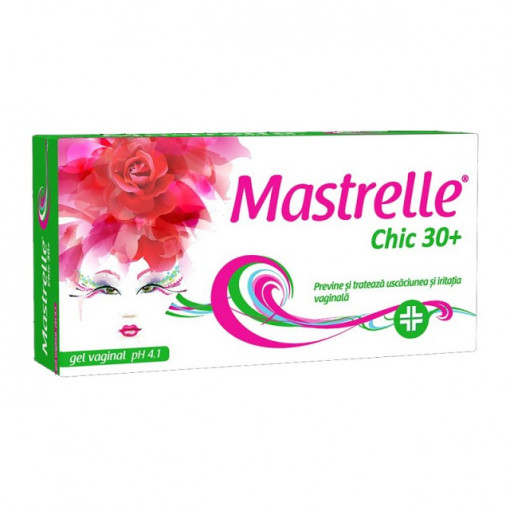 Poze Mastrelle Chic 30+ - Gel Vaginal - 25 g