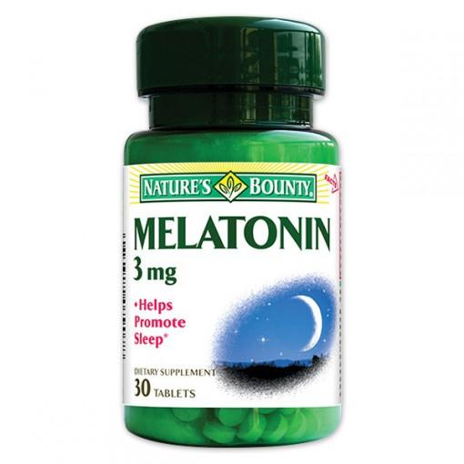 Melatonina 3mg - 30 cps - NB