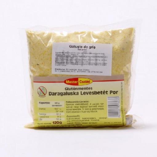 Mix galuste de gris - 120 g - Mester