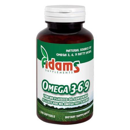 Omega 3-6-9 - 100 cps